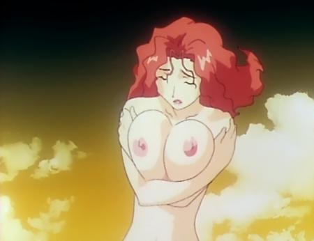 銀装騎攻オーディアン 鎬臣麗子の胸裸乳首77