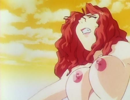 銀装騎攻オーディアン 鎬臣麗子の胸裸乳首82