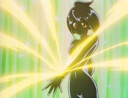 愛天使伝説ウェディングピーチ 珠野ひなぎくの全裸変身シーン19