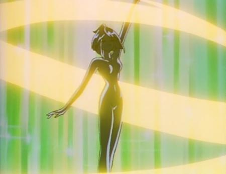 愛天使伝説ウェディングピーチ 珠野ひなぎくの全裸変身シーン29