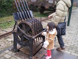鉄道博物館④