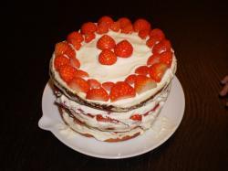誕生日ケーキ①