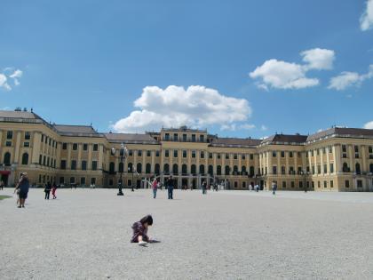 シェーンブルン宮殿①