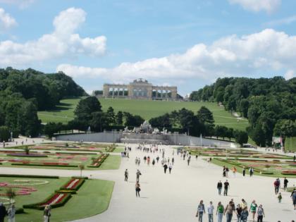 シェーンブルン宮殿②