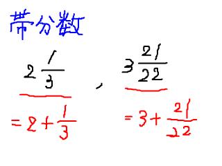 分数 と は たい 【算数】分数の計算