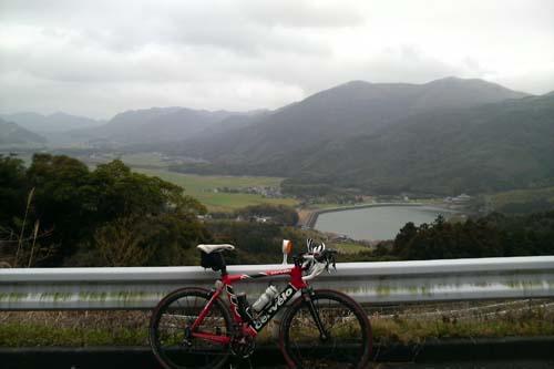 京都峠から見る平尾台