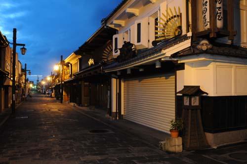 臼杵の街2