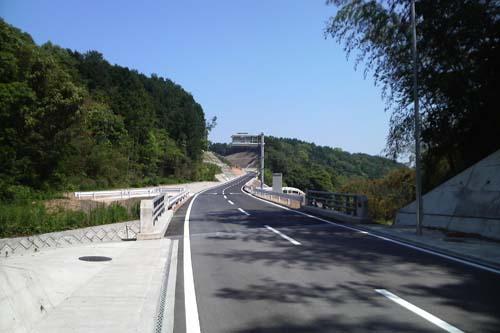 綺麗な道路1