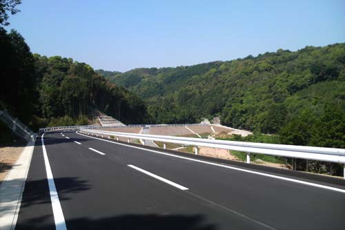 綺麗な道路3