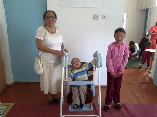 子供センターの子供たち