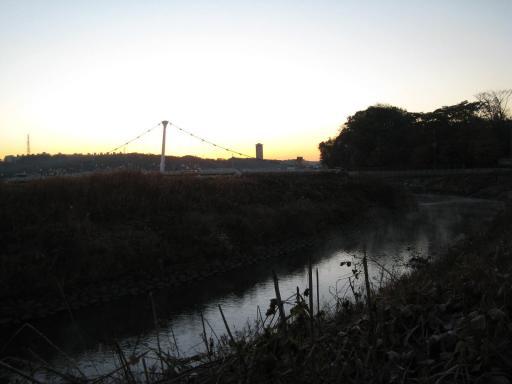 境川からの息吹 今田公園近