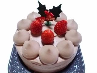 ローソン クリスマスケーキ¥1500a