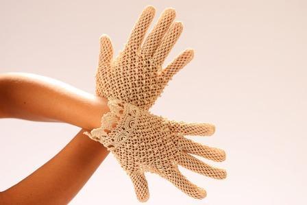 コニア手袋2