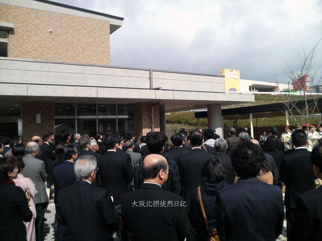 20120324_彩都西コミュニティセンター_竣工式_セレモニー_テープカット