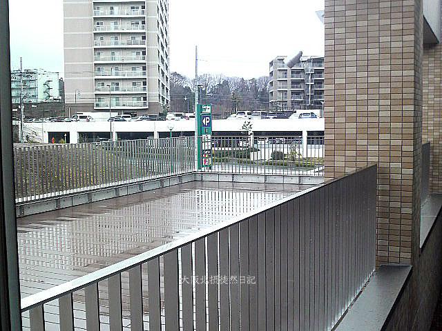 20120324_彩都西コミュニティセンター_竣工式_2Fテラス