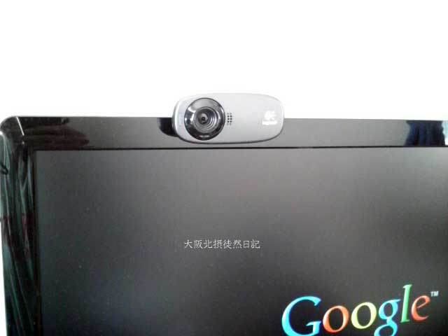120111_Logicool_HD_Webcam_C310_セッティング