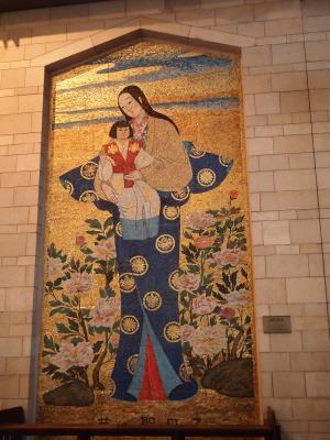 日本の聖母