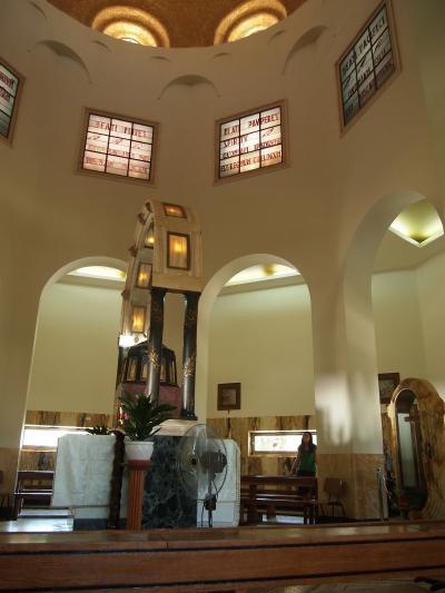 山上の垂訓教会中4
