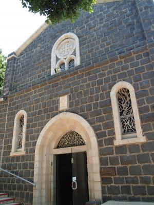 ペトロ首位権教会