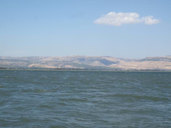 ガリラヤ湖3
