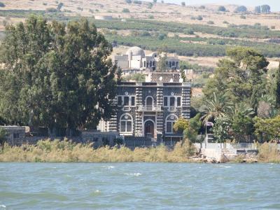ガリラヤ湖畔修道院