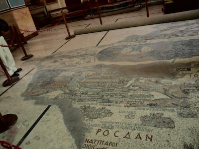 モザイク地図