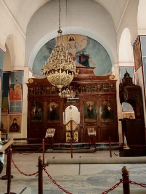 聖ジョージ教会祭壇