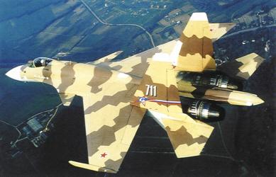 Su-37 1