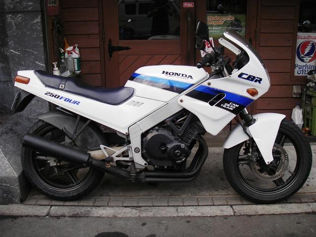 CBR250F