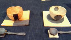 間鍋さん陶器