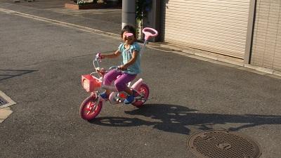 自転車乗れたよ2
