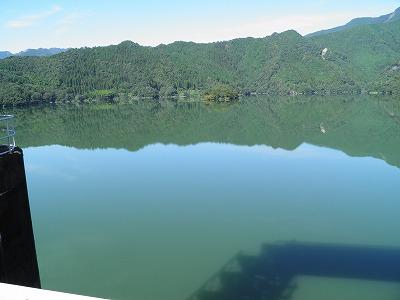 さめ浦ダム満水原