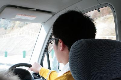 マオ様運転1