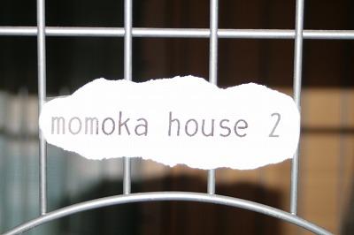 モモの家4