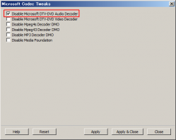Disable_DTV-DVD_Audio Decorder