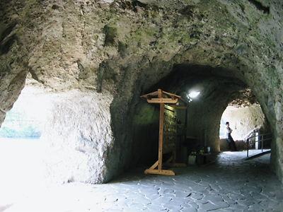 大分 青の洞門