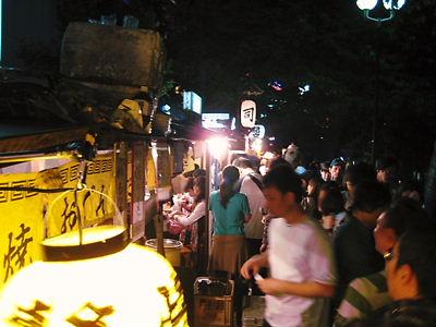 福岡 中洲の屋台