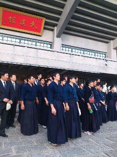 全日本実業団剣道大会2