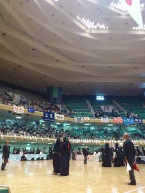 全日本実業団剣道大会1
