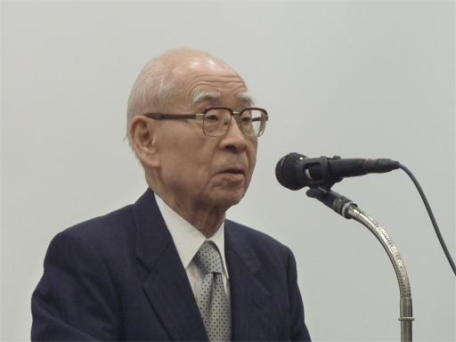 小田村四郎副会長