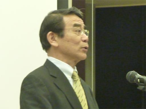 渡辺利夫拓殖大学学長