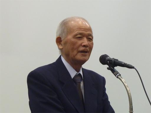 塚本三郎会長