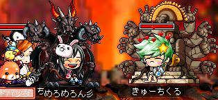 Chaos椅子2ショット☆