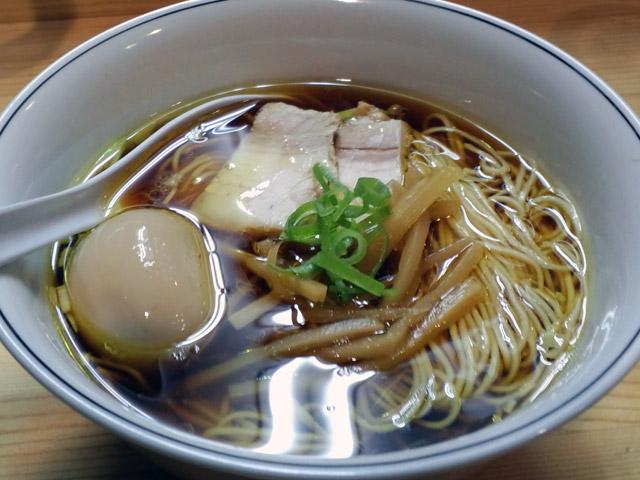 麺屋彩香_味玉醤油
