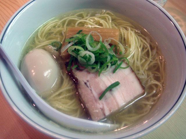 麺屋彩香_味玉塩