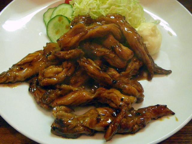 kei楽_ぷりぷり鶏焼(タレ)