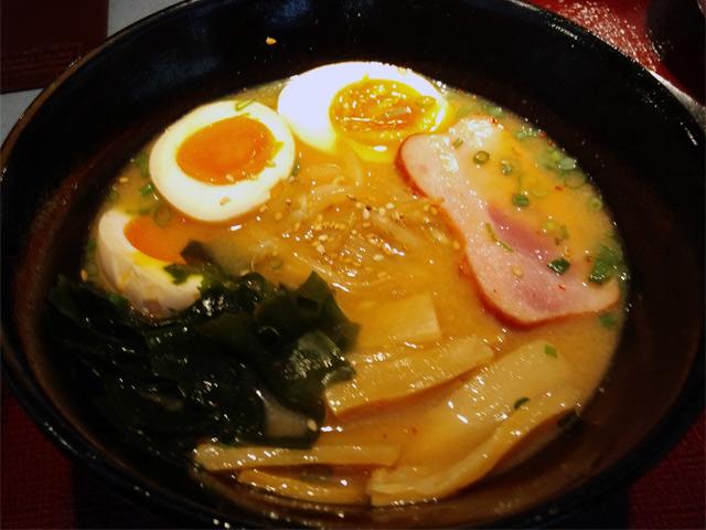 麺処_花りん_味噌ラーメン