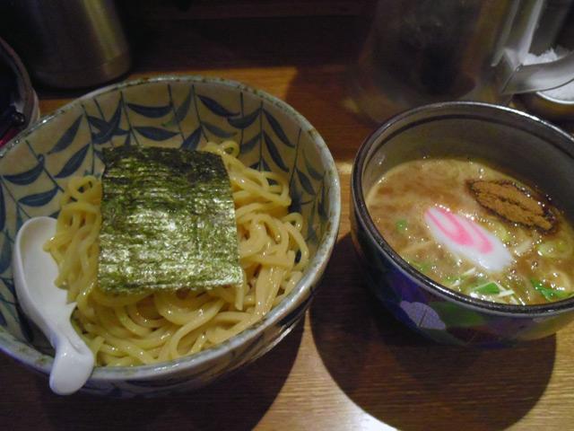 勝つおつけ麺並300g750円