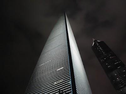 上海ワールドファイナンシャルタワー