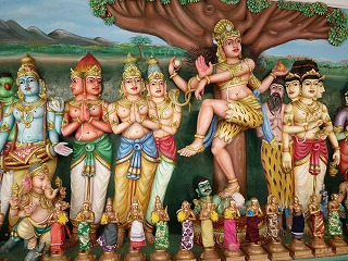 templo hindu KL 6